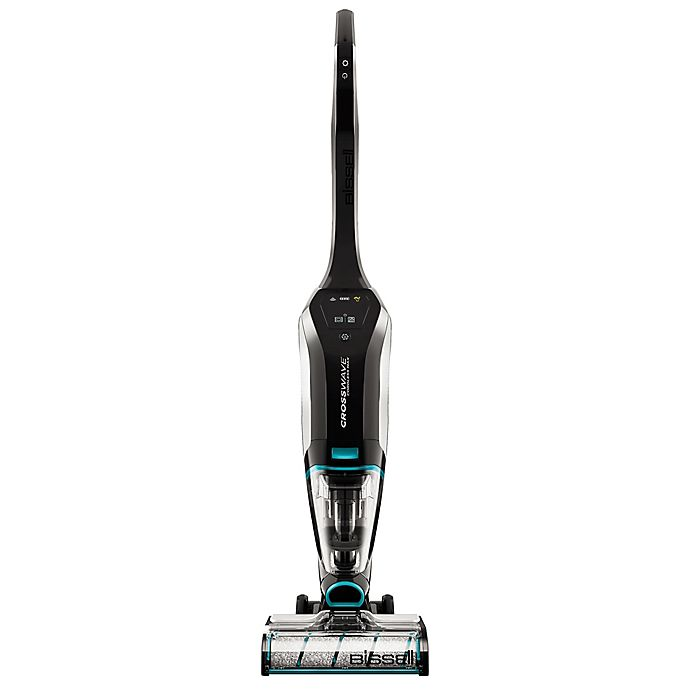 Alternate image 1 for BISSELL® CrossWave Cordless Max Multi-Surface Wet Dry Vac in Black