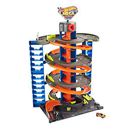 Hot Wheels® City Mega Garage Playset