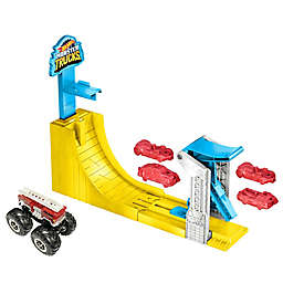 Hot Wheels® Monster Trucks Big Air Breakout Playset