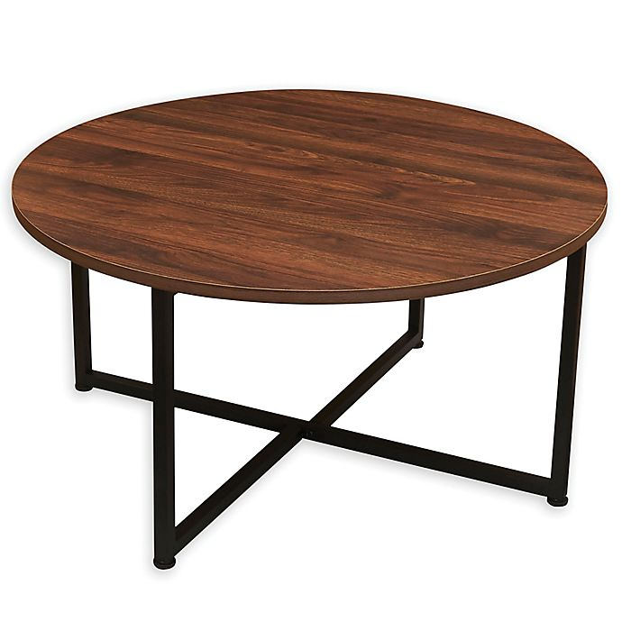Alternate image 1 for Household Essentials® Round Coffee Table