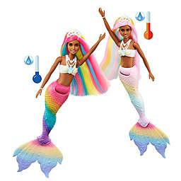 Mattel® Barbie™ Dreamtopia Rainbow Magic™ Mermaid in Dark Skin