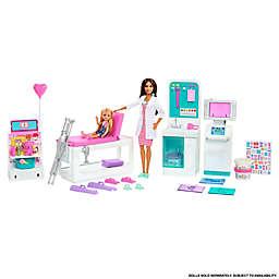 Mattel™ Barbie® Fast Cast Clinic™ Playset