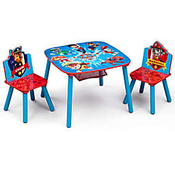 Delta Children® Nickelodeon™ PAW Patrol™ Table and Chair Set with Storage