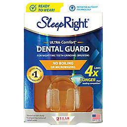 SleepRight® Dura-Comfort Dental Mouth Guard to Prevent Teeth Grinding