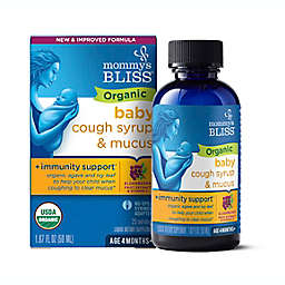 Mommy's Bliss® 1.67 oz. Organic Cough Syrup and Mucus Relief Day