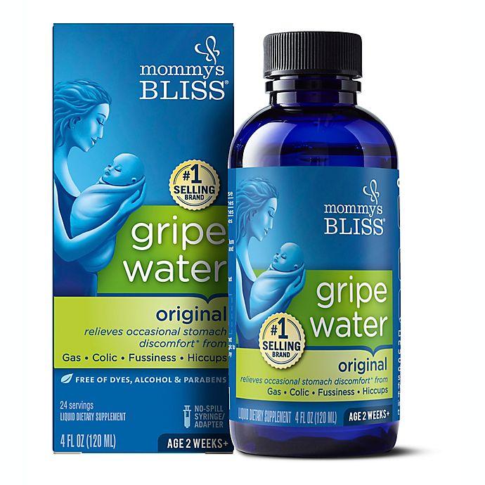 Alternate image 1 for Mommy's Bliss® 4 oz. Gripe Water