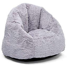 Delta Children® Cozee Fluffy Kids Chair