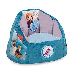 Delta Children Disney® Frozen Cozee Fluffy Toddler Chair in Blue