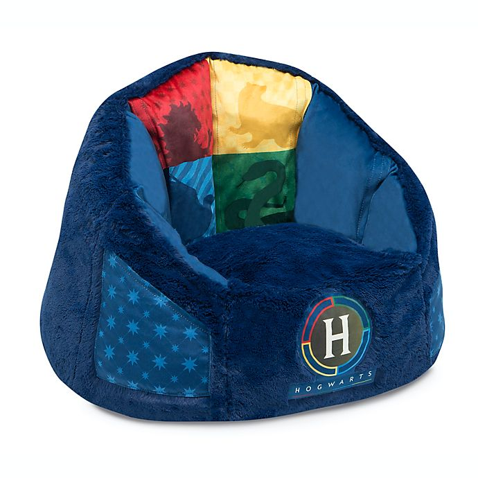 Alternate image 1 for Delta Children® Harry Potter Cozee Fluffy Chair in Blue