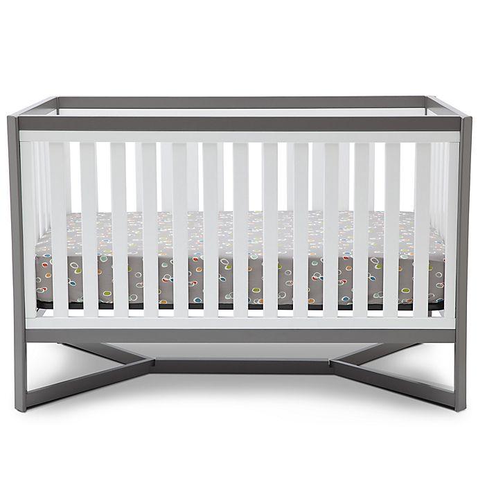 Alternate image 1 for Delta Children Tribeca 4-in-1 Convertible Crib
