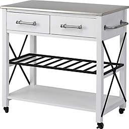 FirsTime® Aurora Kitchen Cart