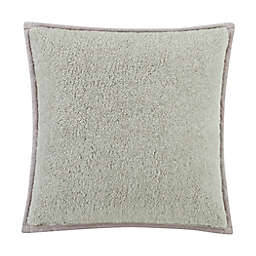 UGG® Melange Classic Sherpa Square Throw Pillows in Fawn (Set of 2)