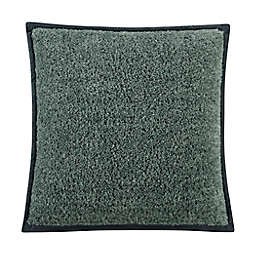 UGG® Melange Classic Sherpa Square Throw Pillows in Ocean (Set of 2)