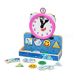 Melissa & Doug® 31-Piece Blue's Clues & You Tickety Tock Magnetic Clock Set