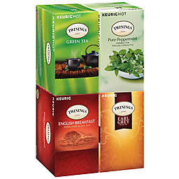 Victor Allen® Variety Pack Tea Pods for Single Serve Coffee Makers 96-Count