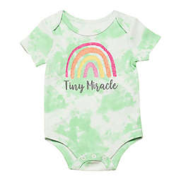 """Baby Starters® BWA® """"Tiny Miracle"""" Bodysuit in Blue"""