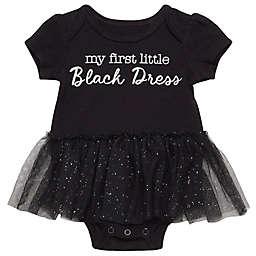 Baby Starters® Black Dress Bodysuit