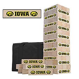 NCAA Iowa Hawkeyes Gameday Tumble Tower