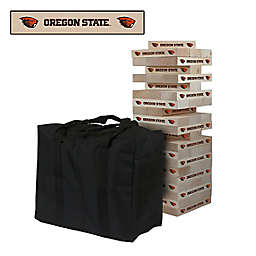 Oregon State University Giant Wooden Tumble Tower Game