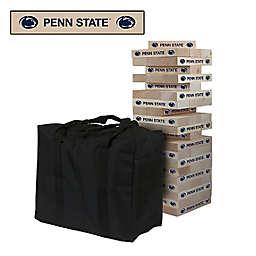 Penn State University Giant Wooden Tumble Tower Game