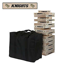 University of Central Florida Giant Wooden Tumble Tower Game