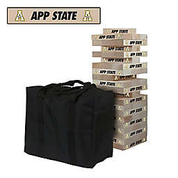 Appalachian State University Giant Wooden Tumble Tower Game