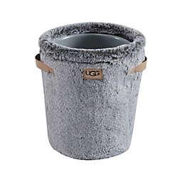 UGG® Dawson Wastebasket in Charcoal