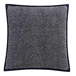 UGG® Melange Classic Sherpa Square Throw Pillows in Dark Green (Set of 2)
