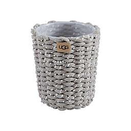 UGG® Melange Wastebasket in Birch
