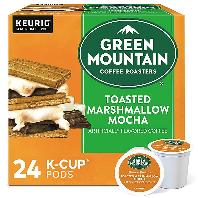 Alternate image 1 for Green Mountain Coffee® Toasted Marshmallow Mocha Keurig® K-Cup® Pods 24-Count
