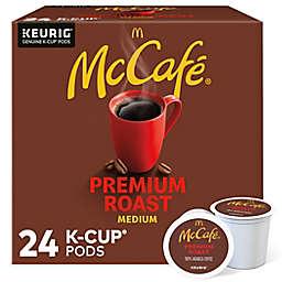 McCafe® Premium Roast Coffee Keurig® K-Cup® Pods 24-Count