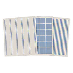 Simply Essential™ Mixed Swedish Dish Cloths (Set of 3)