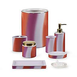 Wild Sage™ Tiger Colorwash Bath Accessory Collection