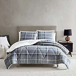 UGG® Avery 2-Piece Reversible Twin/Twin XL Comforter Set in Plaid