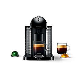 Nespresso® by Breville VertuoLine Coffee and Espresso Maker in Black