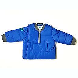 Buckle Me Baby Coats Size 24M-2T Toasty Coat in Navy