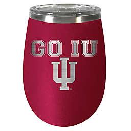 Indiana University 10 oz. Rally Cry Wine Tumbler
