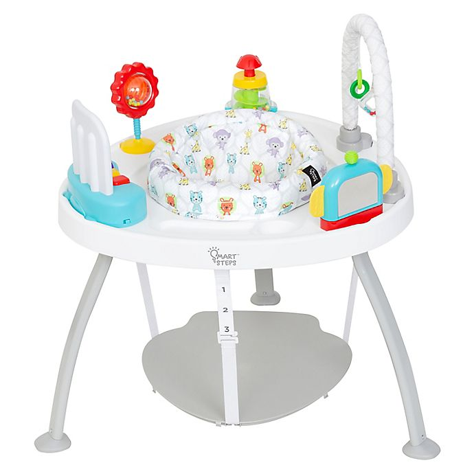 Alternate image 1 for 3-in-1 Bounce'N'Play Activity Center PLUS