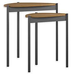 Novogratz Collection Tallulah 2-Piece Nesting Table Set