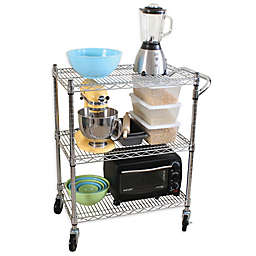3-Tier All Purpose Utility Cart