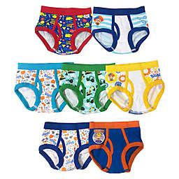 Blippi 7-Pack Boys' Underwear Briefs