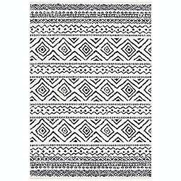Safavieh Tulum Leona 9' x 12' Area Rug in Black