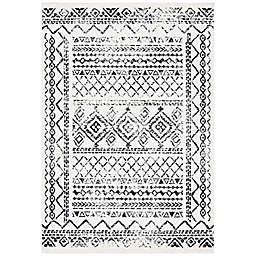 Safavieh Tulum 9' x 12' Franco Area Rug in Black