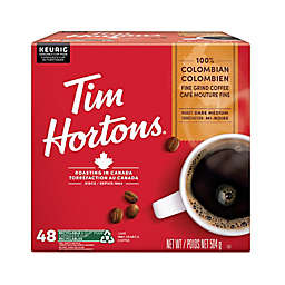 Tim Hortons® Colombian Roast Coffee Keurig® K-Cup® Pods 48-Count
