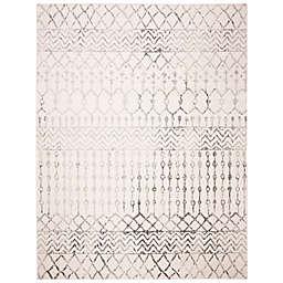 Safavieh Tulum 9' x 12' Carmen Area Rug in Grey