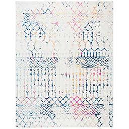 Safavieh Tulum 9' x 12' Carmen Area Rug in Blue