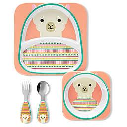 SKIP*HOP® Llama Zoo Mealtime Gift Set