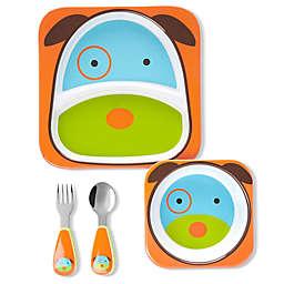 SKIP*HOP® Dog Zoo Mealtime Gift Set