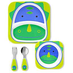 SKIP*HOP® Dino Zoo Mealtime Gift Set