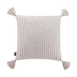UGG® Odetta Decorative Square Throw Pillow in Shoreline